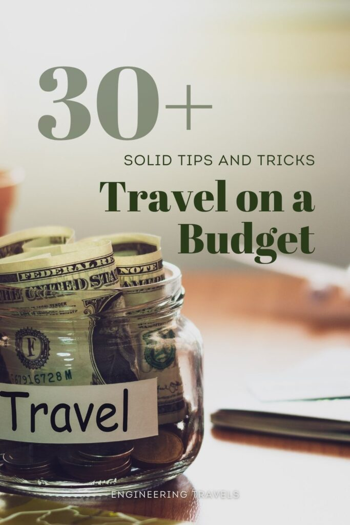Travel in a budget