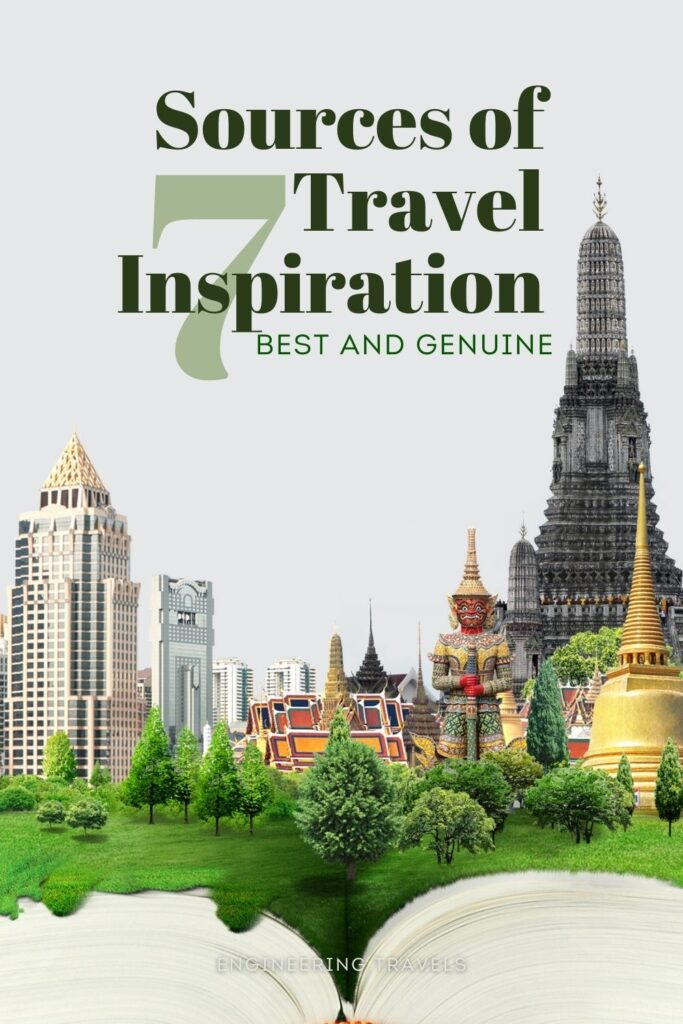 Sources of Travel Inspiration