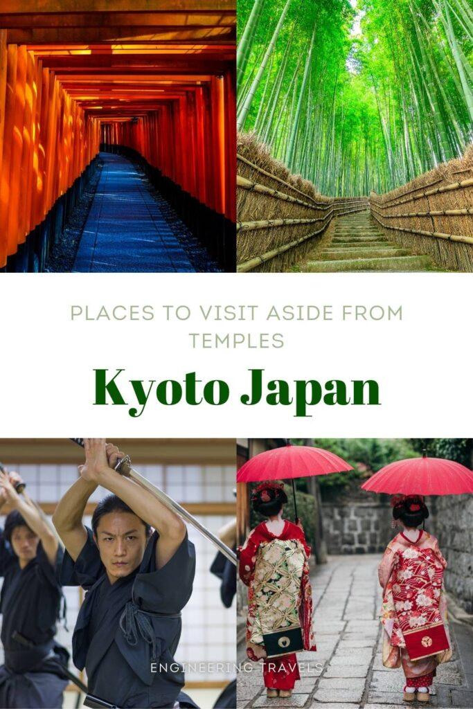 Places to Visit in Kyoto Aside from temples, kyoto, japan