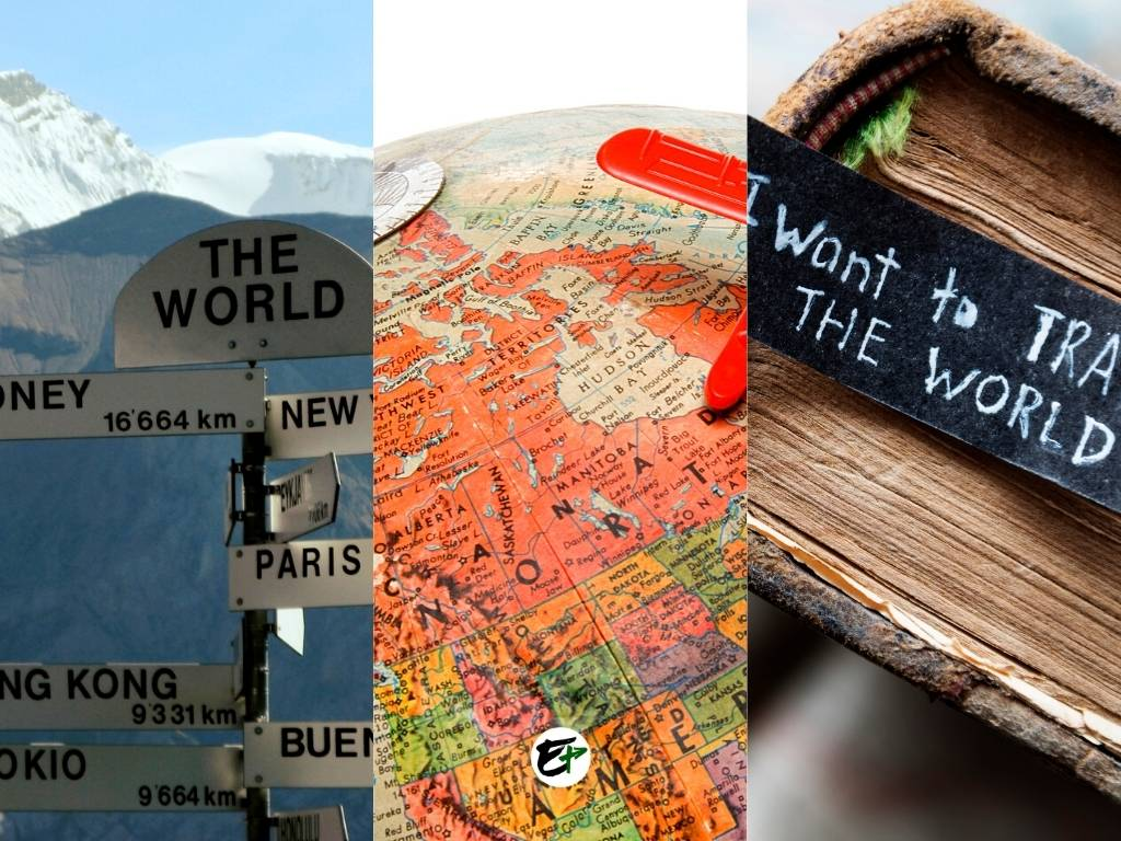 Inspiration - Reasons Why Travel The World