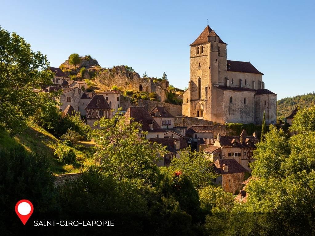 Golden Hour, Saint-Cirq-Lapopie, France